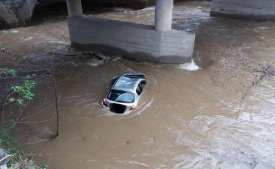 Un vecino de Ordizia fallece tras caer su vehículo al río Oria