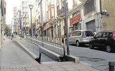 Sestao iniciará en febrero las obras de remodelación de la cuesta de La Iberia