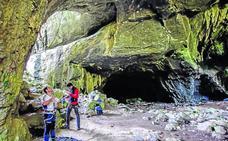 El plan de protección de Urkiola restringe el acceso a las cuevas más mitológicas de Euskadi