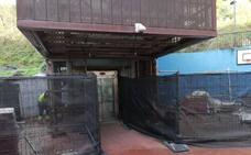 Bermeo blinda el ascensor de Zarragoitxi para poner fin a los actos vandálicos