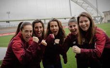 La afición del Athletic se vuelca con el femenino
