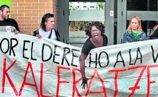 El aumento del alquiler en Vitoria dispara los desahucios por impago