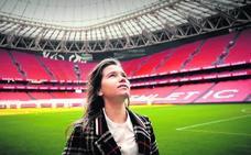 «Las futbolistas ya somos referentes para los niños y las niñas»