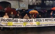 El Gobierno vasco explicará a los vecinos la alternativa al metro en Galdakao