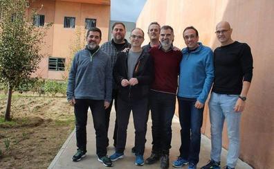 Interior trasladará a los presos del 'procés' a Madrid el próximo viernes