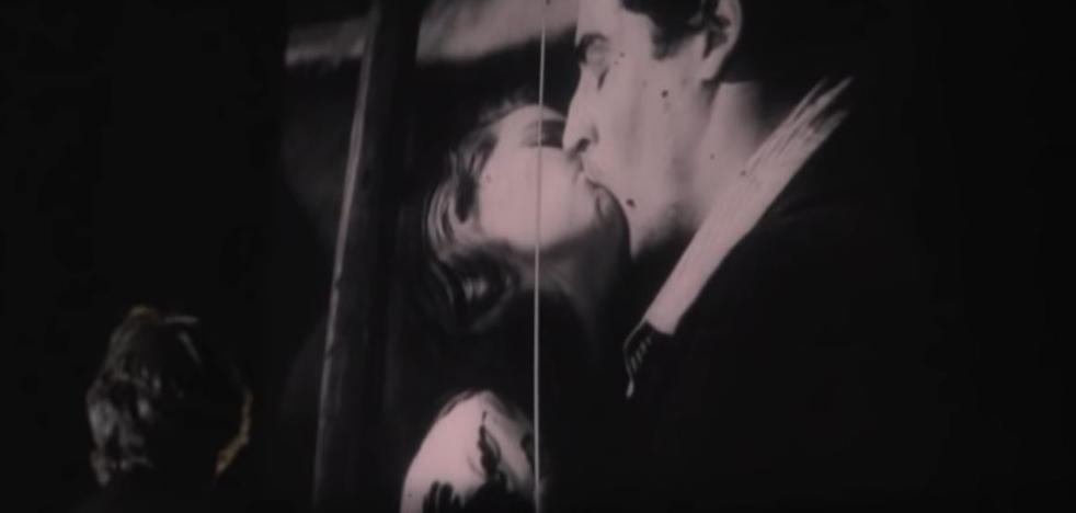 'Cinema paradiso', el filme con más besos