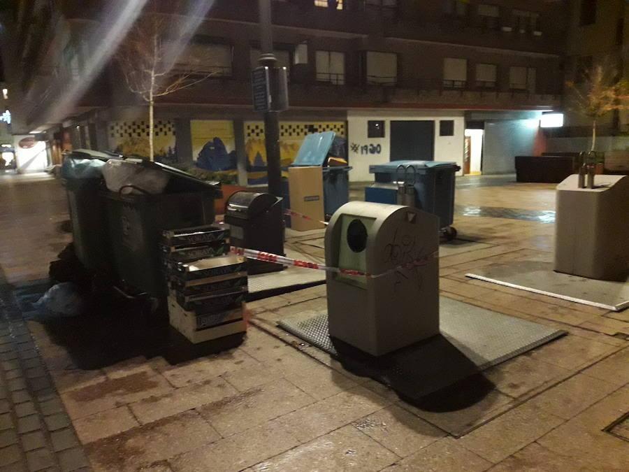 Durango iniciará en Kanpatorrosteta el cambio de los contenedores soterrados