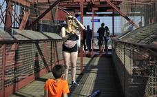 Los turistas dejaron en Getxo 11,2 millones de euros el pasado año