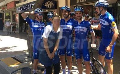 La Vuelta a San Juan expulsa al belga Keisse