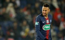 Neymar, 10 semanas de baja