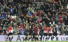 La ilusión del Athletic no bastó en un partido histórico