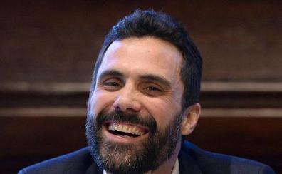 Torrent defiende las decisiones del Parlament ante el recurso de Puigdemont