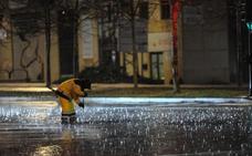 Alerta naranja en Álava por riesgo de nevadas desde mañana