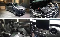 La 'joya' vitoriana de Mercedes luce con más brillo