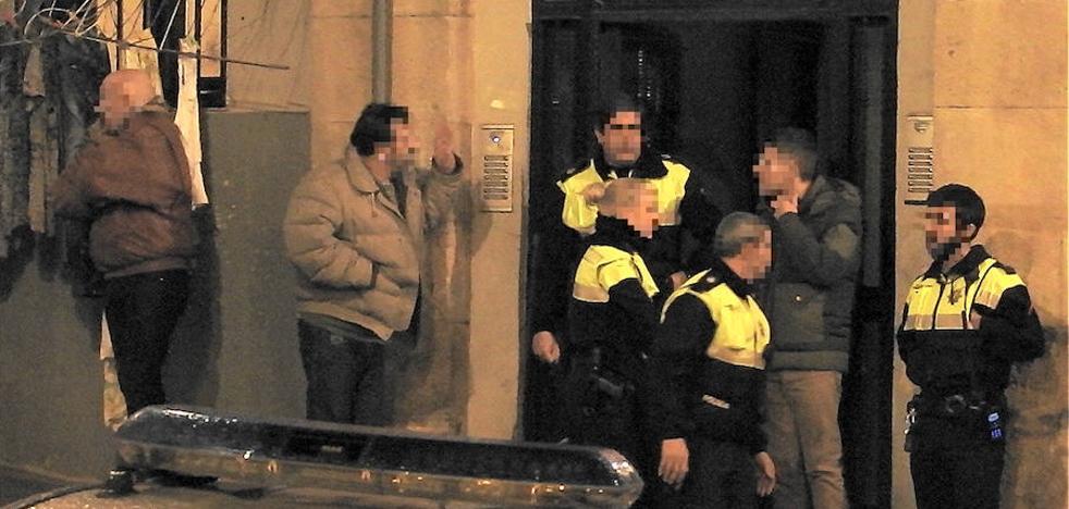 Detenidos dos miembros de 'los Pichis' en Ollerías