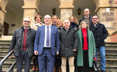 El Gobierno vasco inicia en Las Encartaciones una ronda de visitas a las zonas rurales de Euskadi