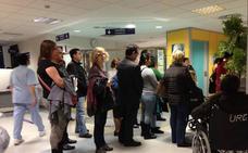 Las hospitalizaciones por la gripe en Euskadi aumentan de forma espectacular con 518 ingresos en una semana