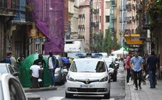 La Policía detecta la ocupación ilegal de 12 viviendas en San Francisco en los dos últimos años