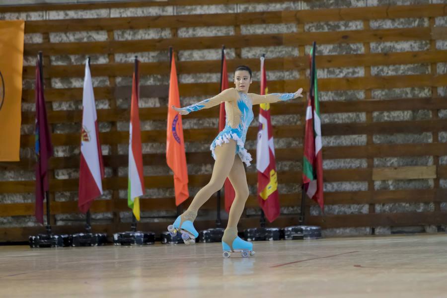 Diez años de bailes sobre ruedas en Barakaldo