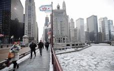 Un giro de 45 grados descongelará EEUU