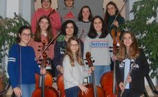 Seleccionan a doce estudiantes de Bartolomé Ertzilla para formar parte de distintas orquestas