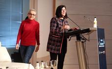 Científicas e ingenieras participan en el primer encuentro Mujeres, Innovación y Ciencia que acoge Barakaldo