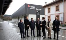 El elkartegi de Gernika arranca como motor económico con una veintena de empresas