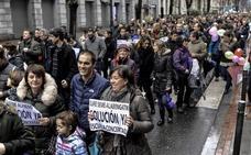Los sindicatos se reúnen el 8 de febrero para decidir si siguen los paros en los colegios