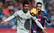 Tablas sin goles entre Levante y Getafe