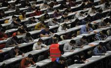 4.498 personas se inscriben en la OPE de la Ertzaintza