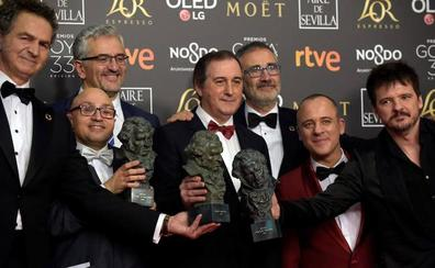 'Campeones' arrebata a 'El reino' el Goya a la mejor película en la gala más redonda de los últimos tiempos