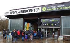 Urdaibai Bird Center coge alas