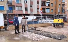 Santurtzi invertirá 100.000 euros para reformar la cubierta del frontón de Larrea