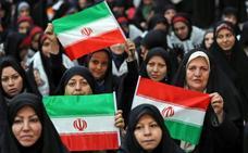 Irán desvela un nuevo misil durante el aniversario de la Revolución Islámica
