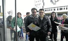 Examen MIR: «Quiero ser médico en Euskadi»