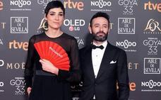 La alfombra roja de los Goya, una apuesta por la moda española
