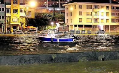 Una carretera de emergencia evitará que las inundaciones aíslen Zorrozaurre