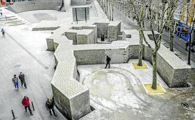 Vecinos de piedra y bronce