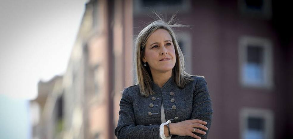 Amaya Fernández dice que el PNV ha dejado a Bizkaia «a la cola» del desarrollo en Euskadi