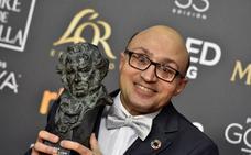Jesús Vidal, el actor que emocionó con su discurso en los Goya