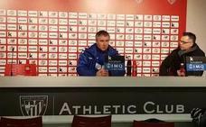 Lambea: «El equipo se está mereciendo estar ahí arriba»