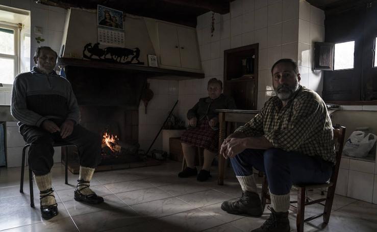 Los caseríos de Bizkaia luchan contra el paso del tiempo
