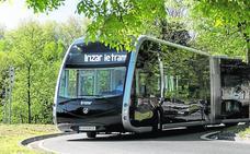 Irizar tuneará el nuevo bus eléctrico al gusto de Vitoria