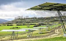 Álava se nutre de la energía solar que generan ya más de 400 plantas