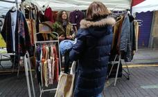 El mercadillo de Dos de Mayo, el 'Notting Hill' bilbaíno