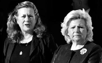 Mujeres víctimas del terrorismo