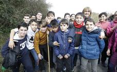 El buen tiempo anima la romería de Santa Águeda en Barakaldo