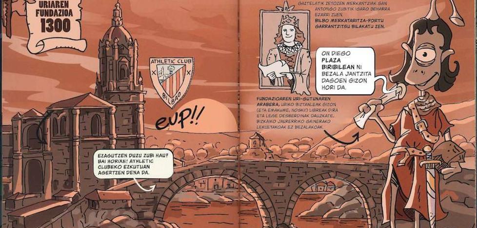 ¿Sabes que en Bilbao hay dólmenes?