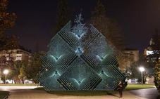Vitoria, un museo de luz en la calle