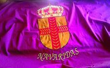 Navaridas ya puede izar su bandera